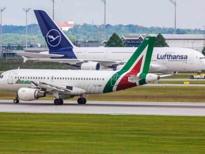 Alitalia Lufthansa detta le condizioni