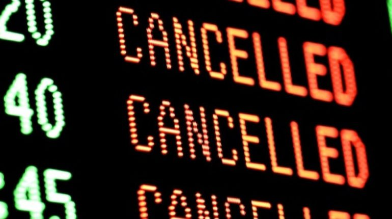 Sciopero controllori di volo Alitalia cancella oltre 100 voli
