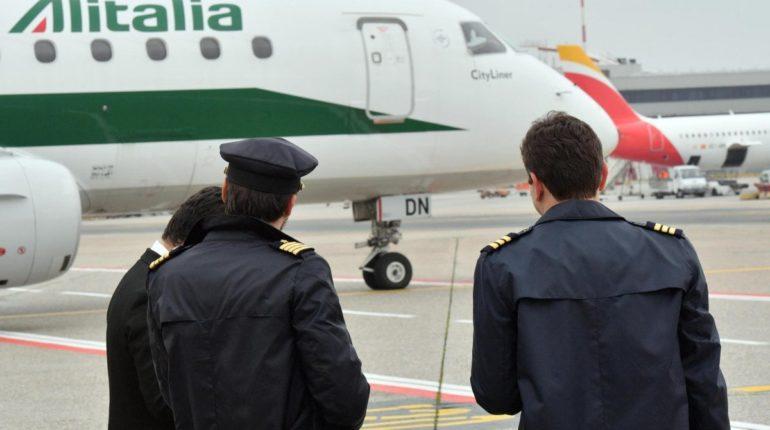 Sciopero aereo 13 Dicembre oltre 350 voli cancellati da Alitalia